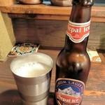 ダルバート食堂 - ネパールビール