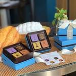 セントレジス バー - セントレジスとコラボしたマリベルのチョコレート
