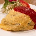 レストラン 味蕾亭 - ◆オムライス760