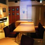 4 Seasons LDK - 4~6名様のテーブル