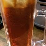 焼肉 ホルモン しむら - ウーロン茶