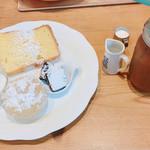 nori蔵 - 料理写真:スイーツセット
