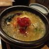 佳和津 - 料理写真:海鮮おこげ