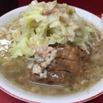 ラーメン二郎 - 料理写真:小ブタ…アブラ