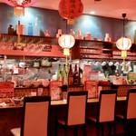 TAIWAN CAFE&BAR 台湾ケンタ - カウンター席