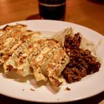 TAIWAN CAFE&BAR 台湾ケンタ - ケンタの餃子
