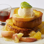 well - Baked Apple-¥1100-