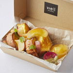 well - Take Out Baked Apple-¥1100-