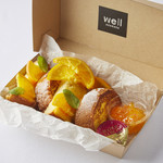 well - Take Out Maple Orange-¥1100-