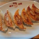 味千拉麺 - 料理写真:餃子