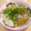 繁ちゃんラーメン - 料理写真:チャーシューワンタンメン