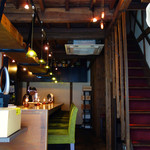 Libre - 古民家を改造したワイン&ダイニングバーです。