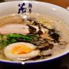 茂司 - 料理写真:茂司ら〜麺(細麺)@780円