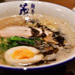 112738765 - 茂司ら〜麺(細麺)@780円