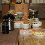 えぇもん王国 バオバブカフェ - 料理写真:バイキング