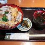 銀座木屋 - かつ丼