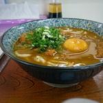 めんとく - 料理写真:カツカレーうどん[¥650]