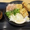 本格讃岐ぶっかけうどん 麺の里 - 料理写真:とり天ぶっかけ(冷)…870円