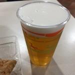 元祖中津からあげ もり山 - 生ビール