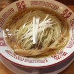 麺や 豚八 - 料理写真:冷やし煮干し