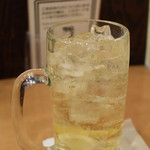 一軒め酒場 - 3杯目はメガ角ハイボール
