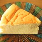 バレンシア畑 - チーズケーキ