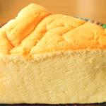 バレンシア畑 - チーズケーキアップ
