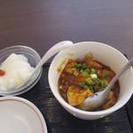 本場中華食堂 味道 - 麻婆豆腐
