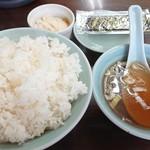 112755194 - 焼肉定食