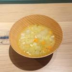 112759526 - 野菜スープ