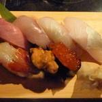 11276022 - 特上にぎり寿司1554円 鮮度もよく美味しかった