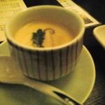11276301 - お通し(茶碗蒸し)