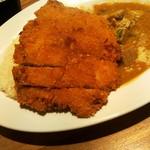 タベルナ トーキョー - 鶏カツスパイシーカレーソース680円