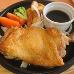ペリカン - 国産鶏のチキングリル