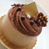 パティスリー・スリール - 料理写真:ショコラヴァニーユ(450円)♪ひとくちで恋に落ちます。