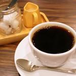 ホフナー - 150円追加してコーヒーをセット