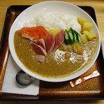 波朗寿司 - 料理写真:寿司屋のカレー