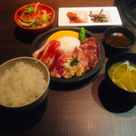 薩摩 牛の蔵 - お料理