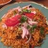 パンジャビ ダバ - 料理写真:ベジタブル・ビリヤニ