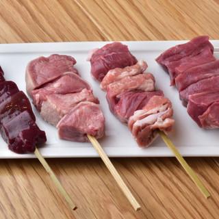 鮮度が自慢!横浜食肉市場発ブランド「ハマモツ」を使用◎