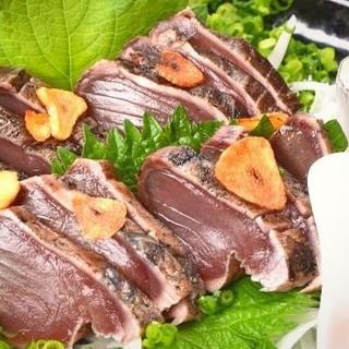 高知県から直送◎鮮度の良い鰹はタタキやハランボ、酒盗など様々