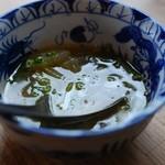 ラホツ - スープ