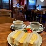 自家焙煎珈琲 ICHI no KURA coffee&soft cream -