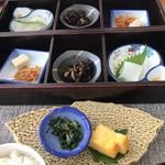 しぶごえ御宿海岸 - 料理写真: