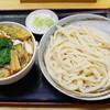 永井 - 料理写真:肉汁うどん小