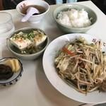 日清亭久野店 - 料理写真: