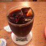 喫茶ジャンボ - アイスコーヒー