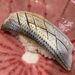 第三春美鮨 - 小鰭 58g 投網漁 熊本県天草