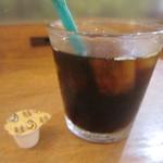 フォレスティコーヒー - ドリンク写真:アイスコーヒー