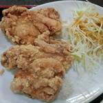 台湾料理 有福 - 唐揚げ